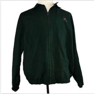 Polo Ralph Lauren Vtg Mens Golf Windbreaker Jacket